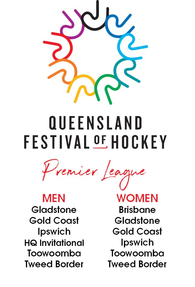 Qld Festival of Hockey Competing Teams 2017