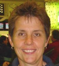 Hockey Queensland President - Dr Karin Walduck