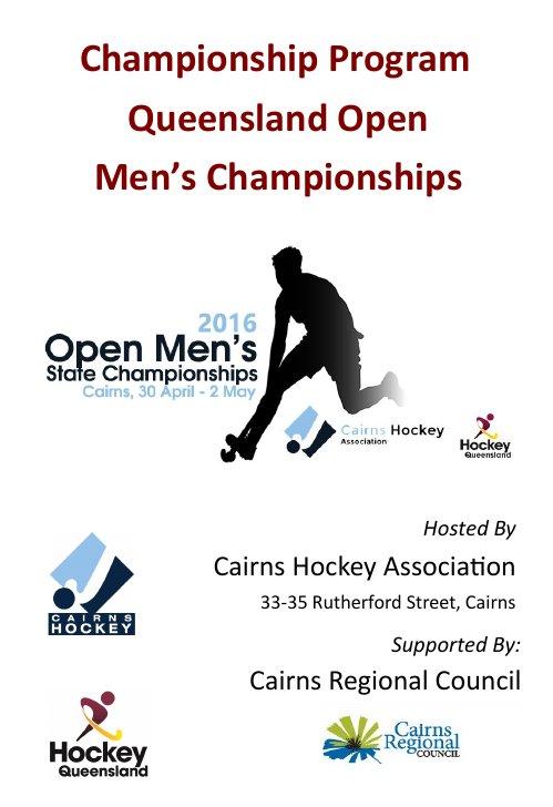 Men's Open - 2016