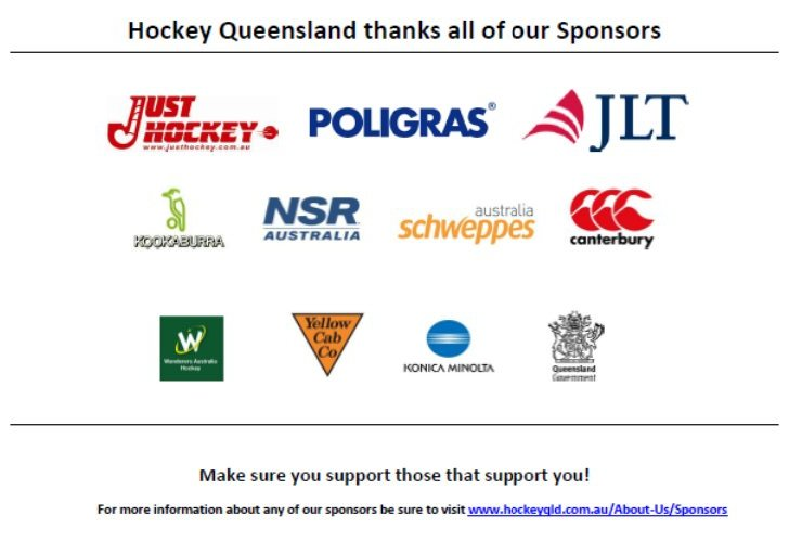 HQ Sponsors - please support them!