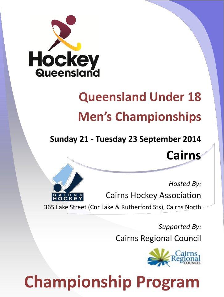 Men's U18 - 2014